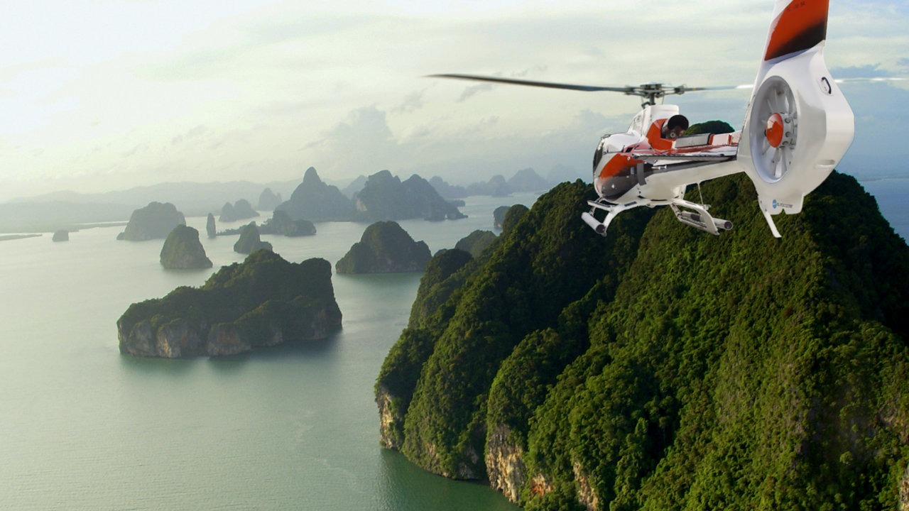 Thailand Helecopter Transfer