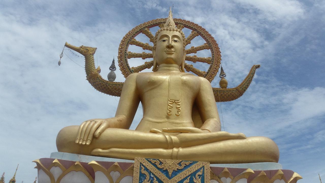 Big Buddha - Koh Samui - Thailand
