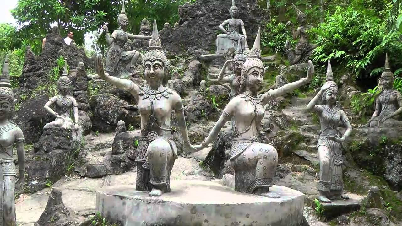 Secret Buddha Garden - Koh Samui - Thailand