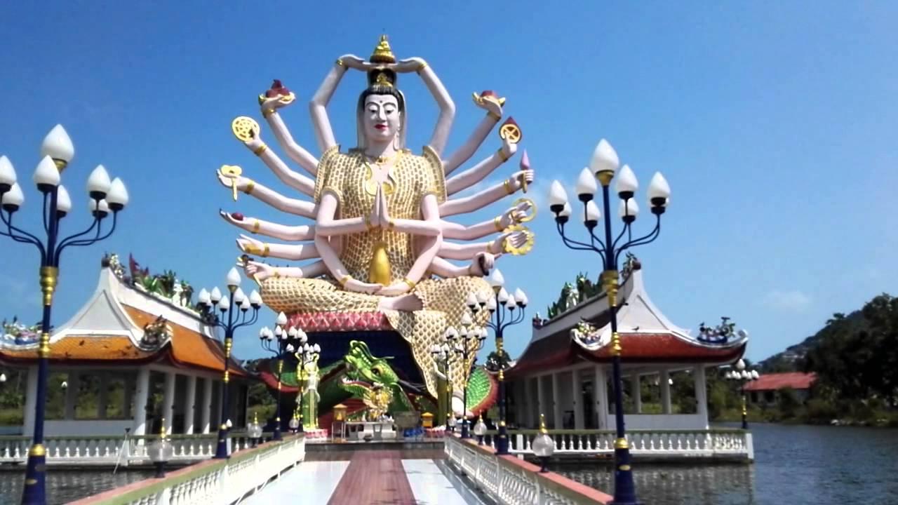 Wat Plai Laem - Koh Samui - Thailand