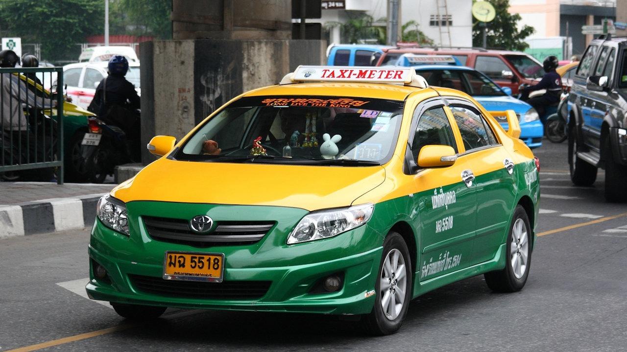Bangkok Airport Transfers by Bangkok Taxi