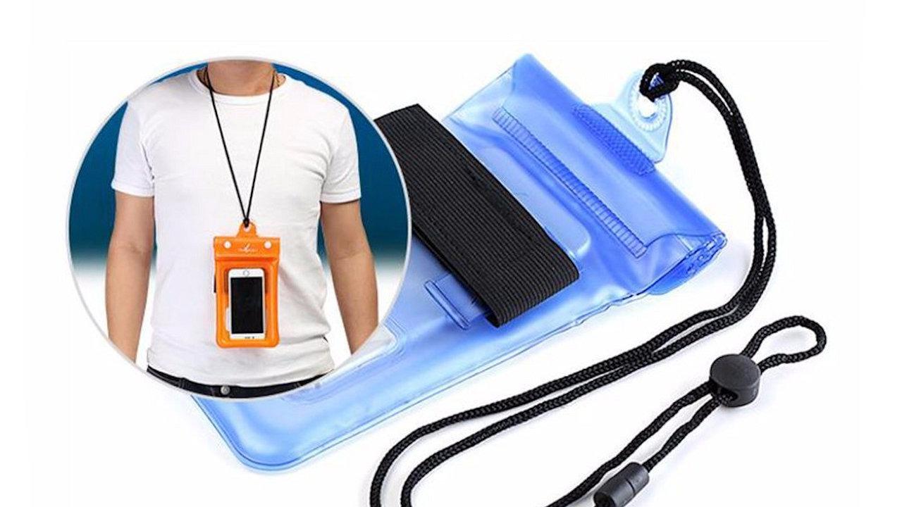 Thailand Waterproof Phone Bag for Songkran