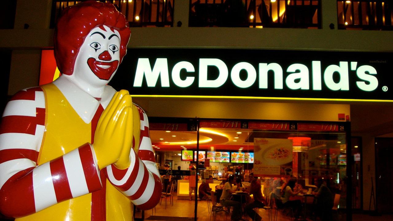 Thailand Ronald McDonald