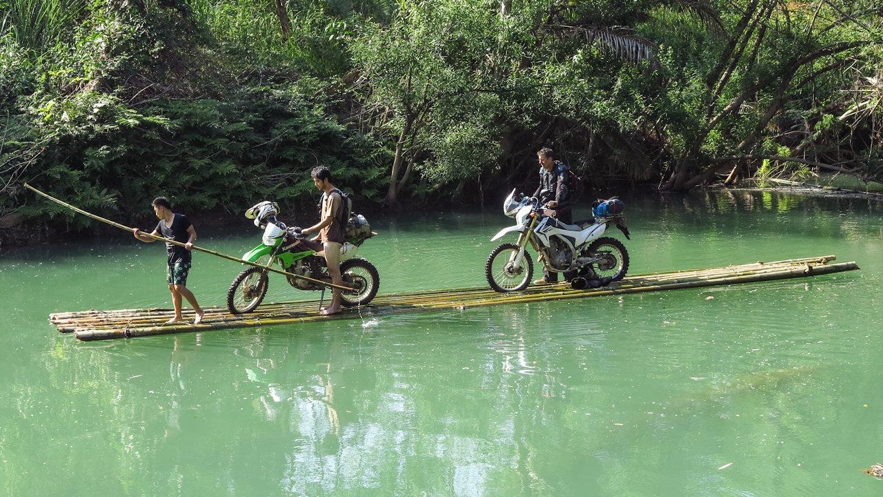 Motorbike Riding in Chiang Mai
