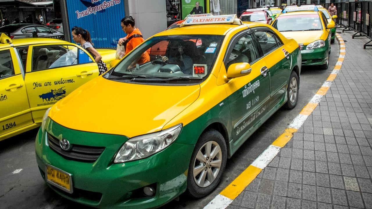 Thailand Taxis