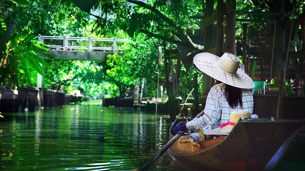 Bangkok Canals