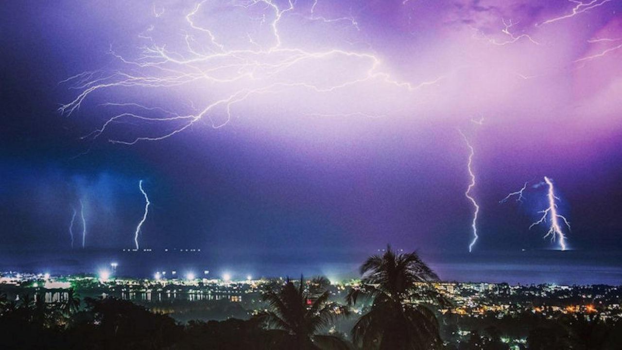 Koh Samui Thunderstorm