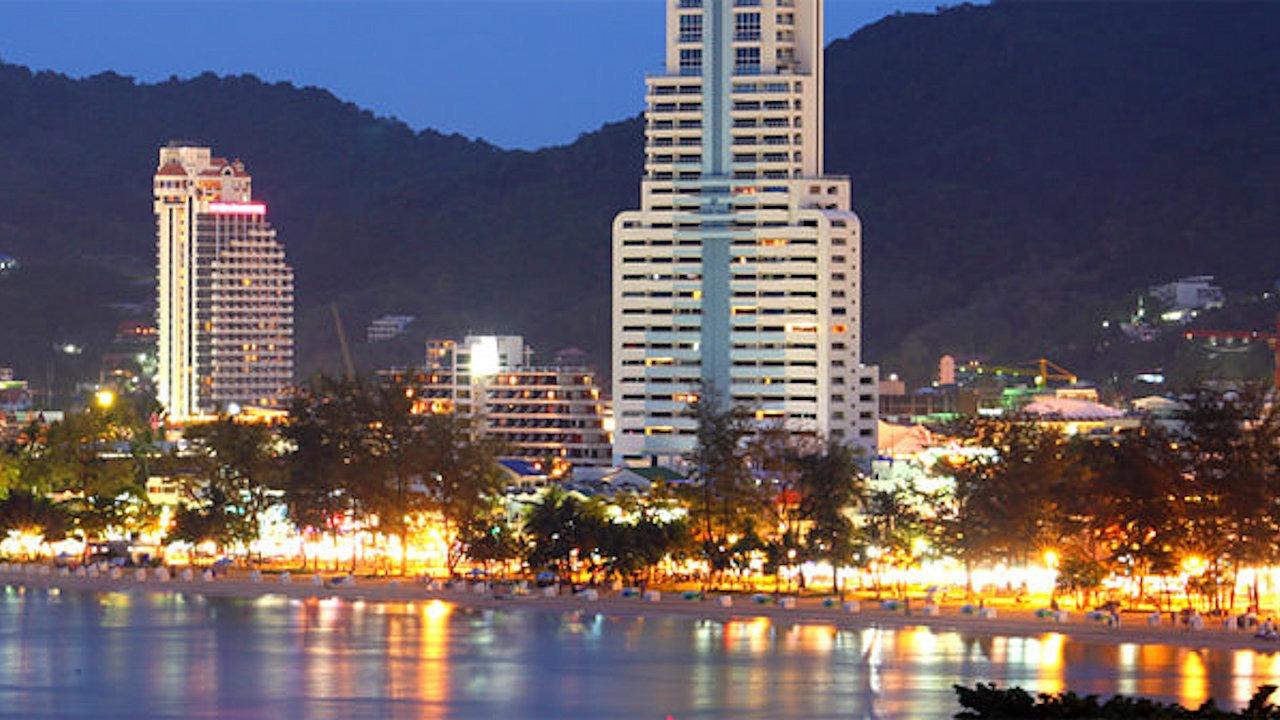 Patong at Night - Things To Do in Phuket