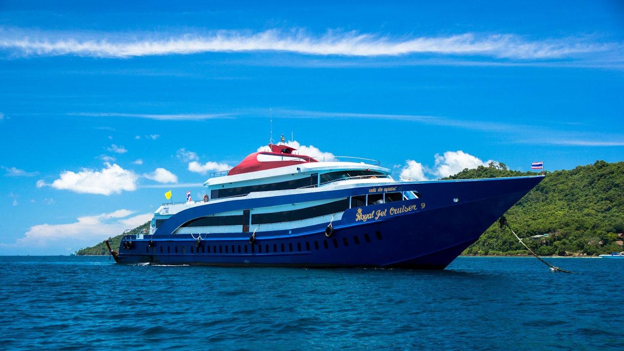 Phuket Ferry Services