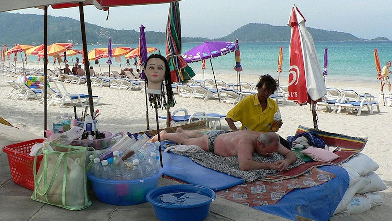 Thai Beach Massage
