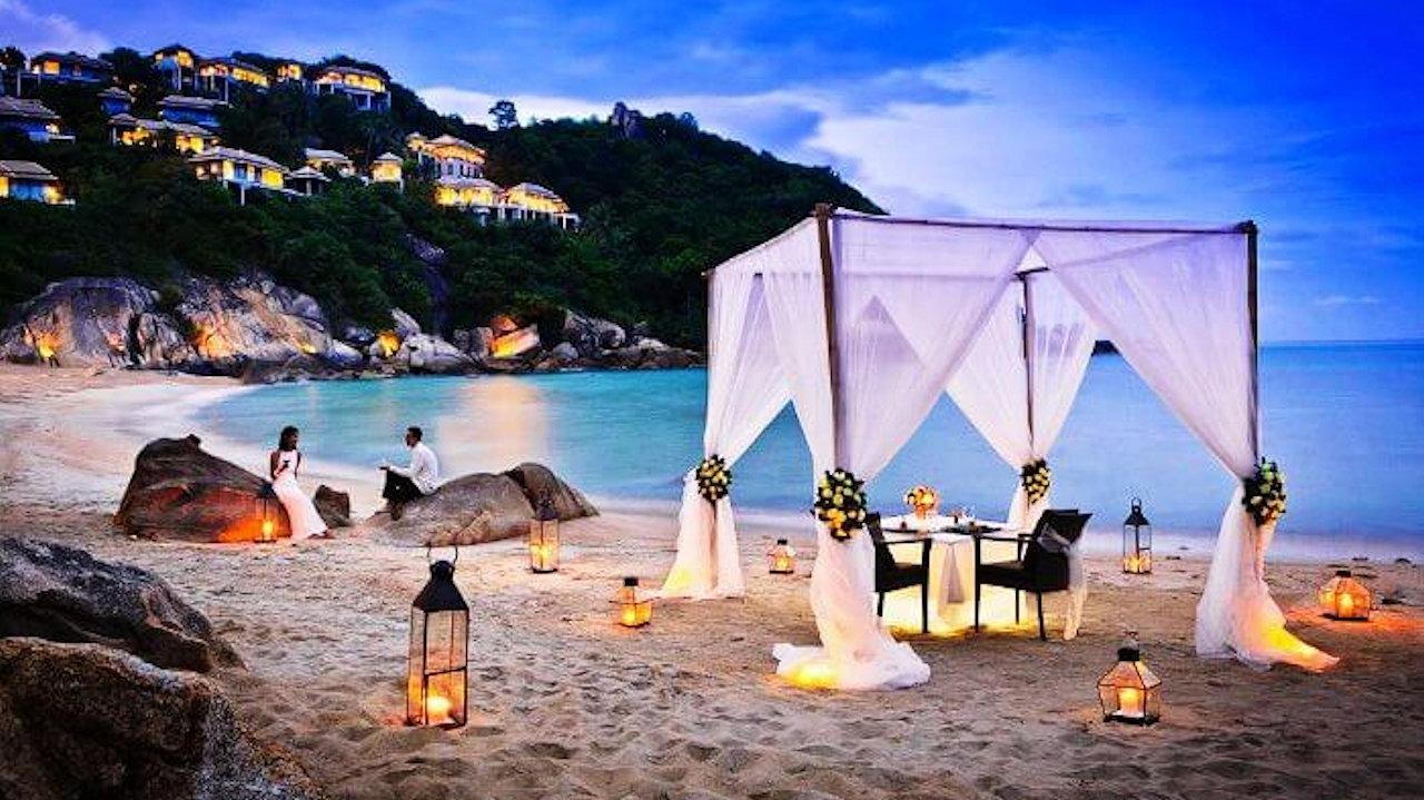 Koh Samui Honeymoon Holiday Destination