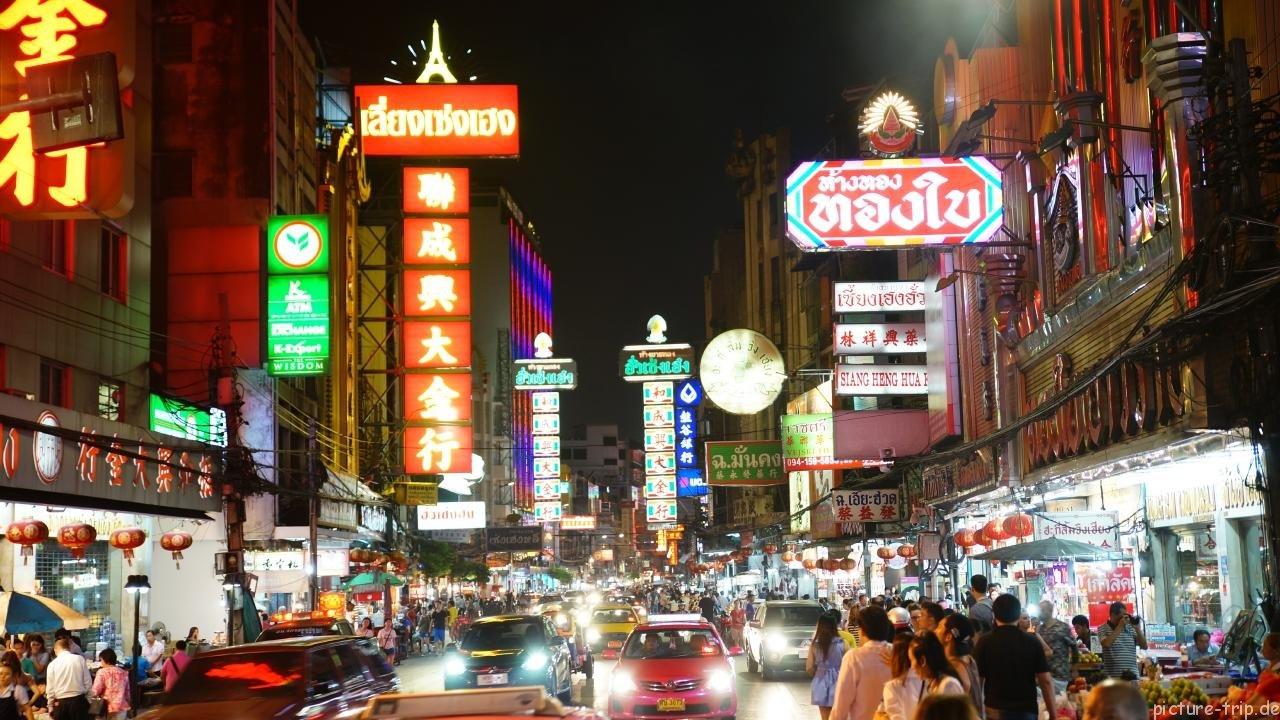 Chinatown in Bangkok - Thailand