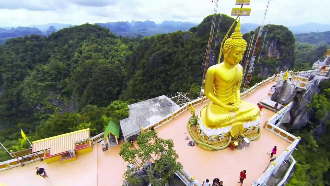 Tiger Cave Temple (Wat Tham Suea), Krabi