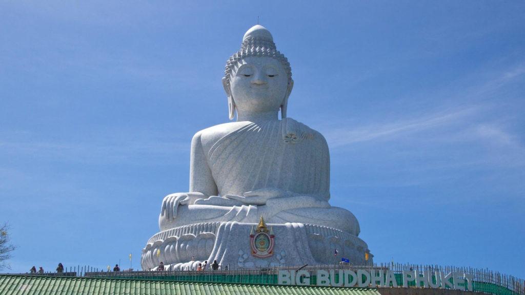 Phuket Tours - Big Buddha Phuket