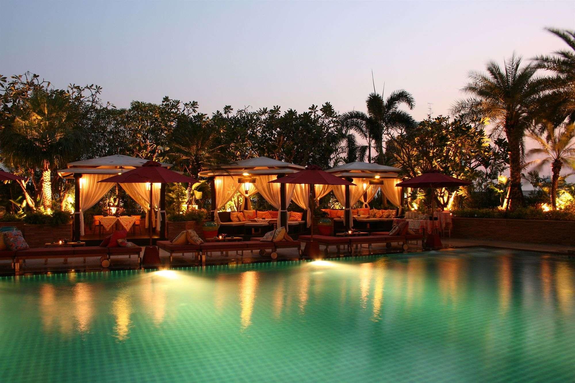 Ascott Sathorn Bangkok Pool