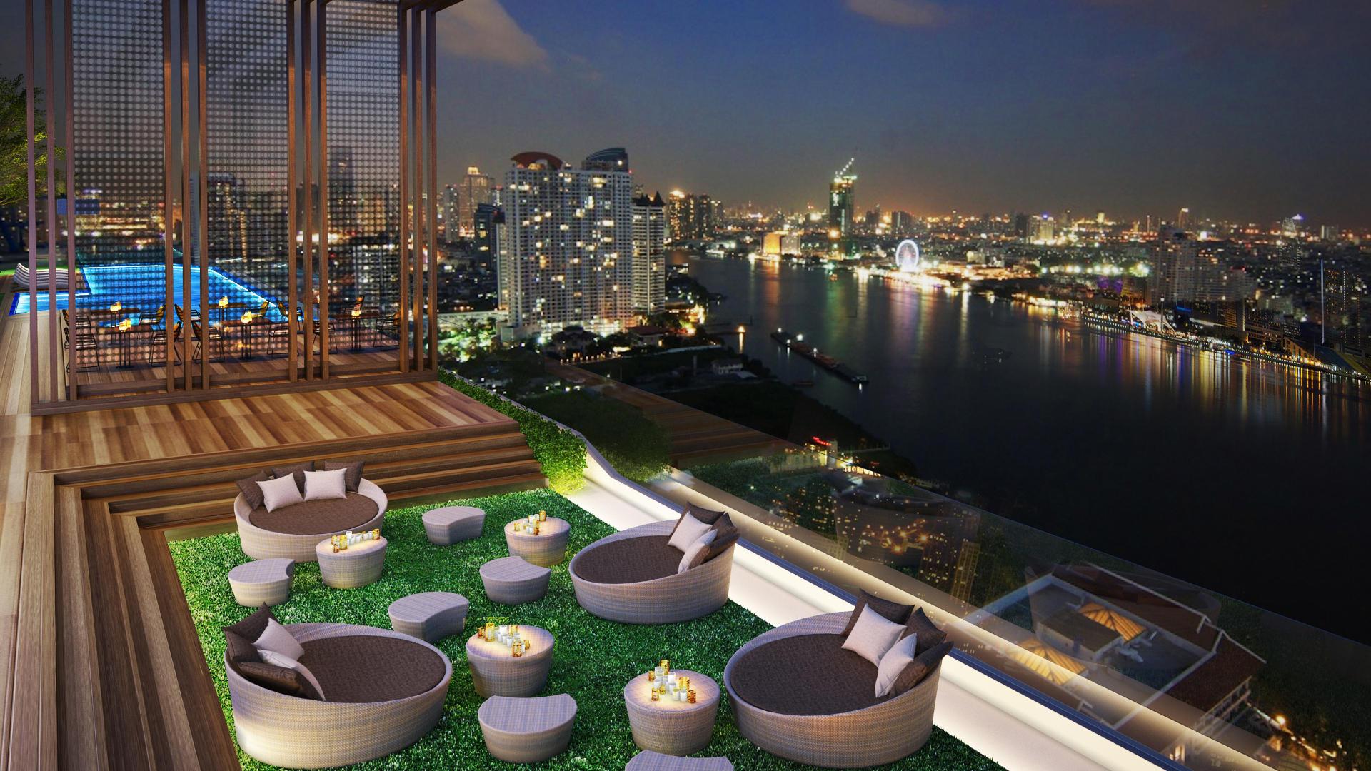 Avani Riverside Bangkok Terrace