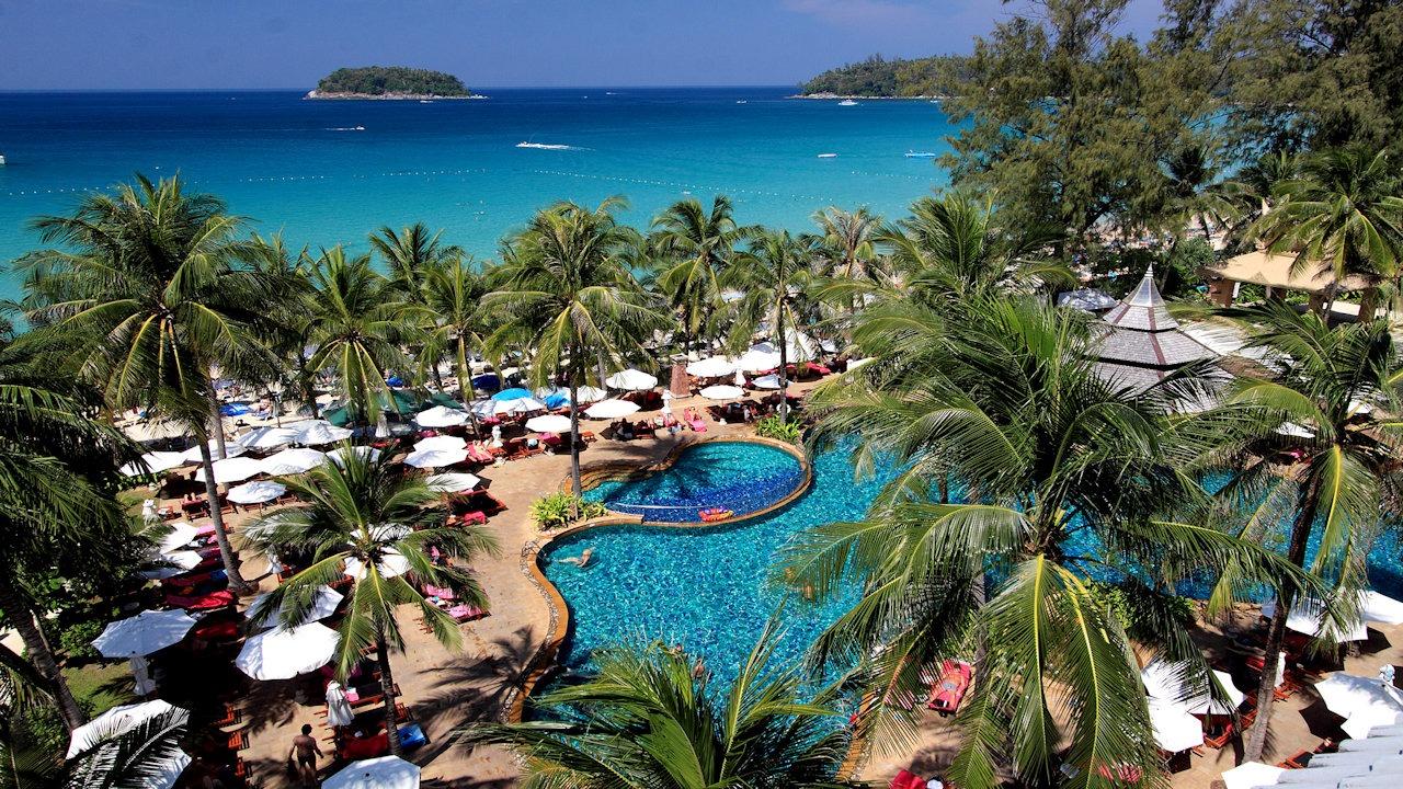 Phuket Hotels and Tours - Kata Resort