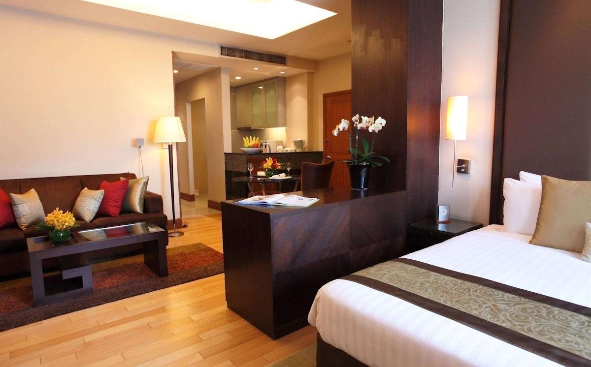 Room Ascott Sathorn in Bangkok