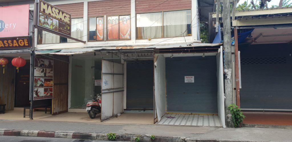 Koh Samui Tourism Decline Shop 5