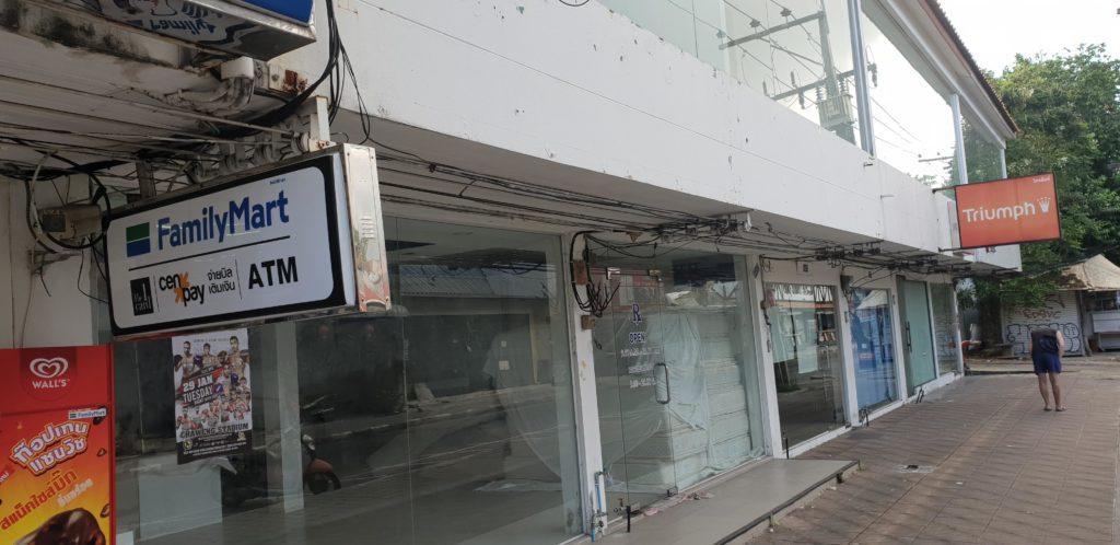 Koh Samui Tourism Decline Shop 11