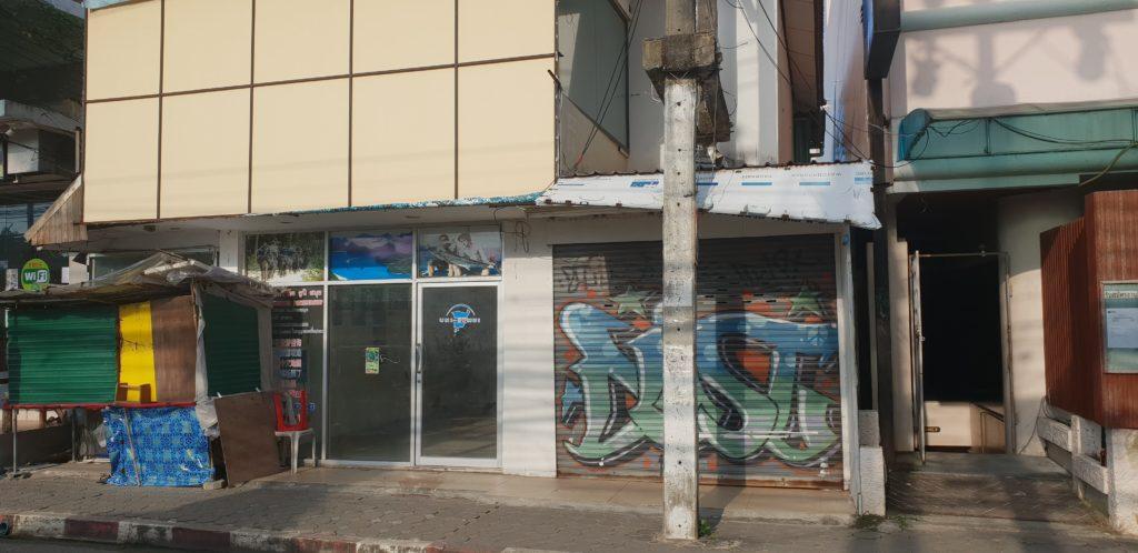 Koh Samui Tourism Decline Shop 15