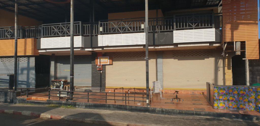 Koh Samui Tourism Decline Shop 16