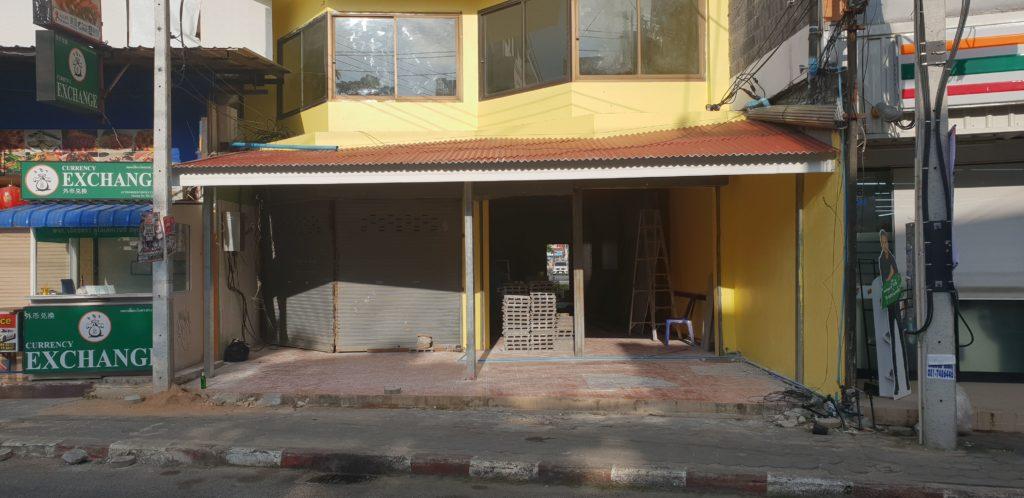 Koh Samui Tourism Decline Shop 17