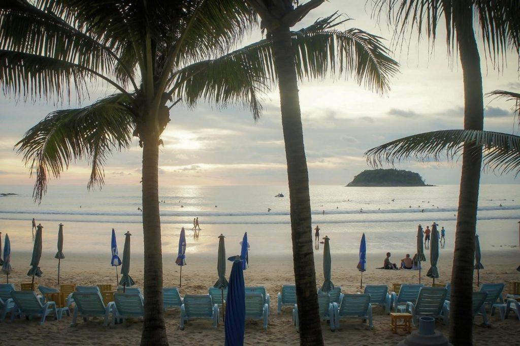 Most Beautiful Beach in Thailand - Kata Beach - Phuket