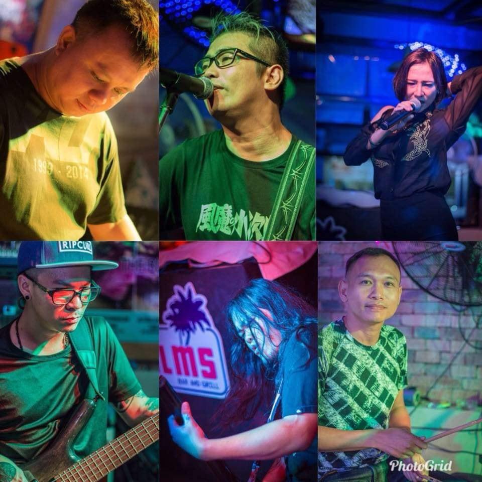 Siri Band The Palms Koh Samui