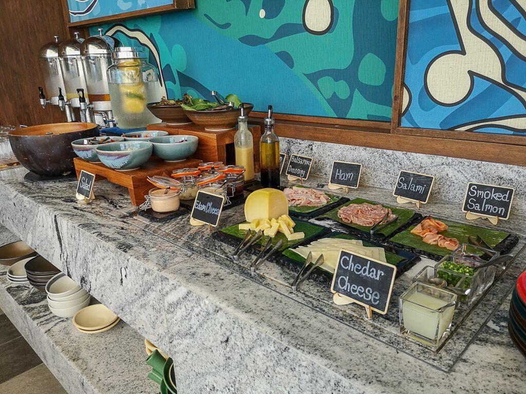 Avani+ Samui Resort Breakfast