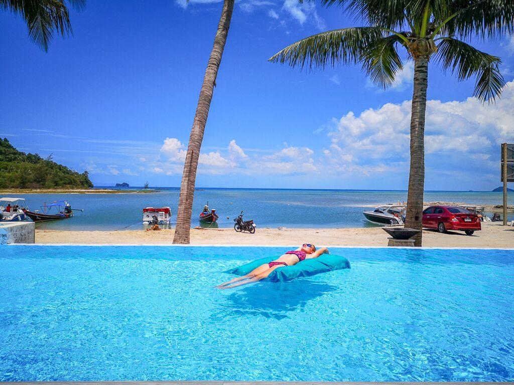 Avani+ Samui Resort Pool