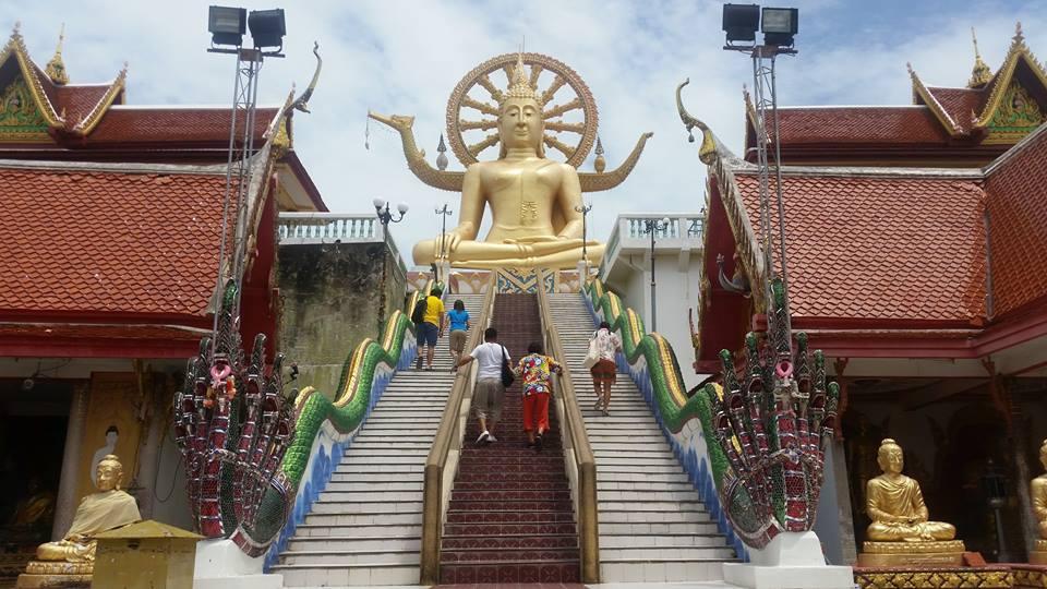 Wat Phra Yai - Big Buddha Temple